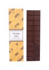 Schokoladen Tafel Grand Cru Orange