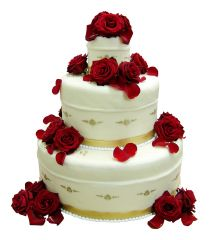 Wedding Cake Boussac