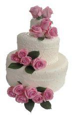 Wedding Cake Carole