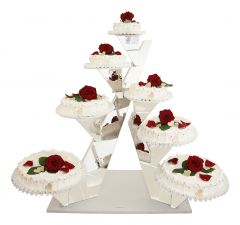 Wedding Cake Chandelier