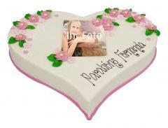 Herz-Torte Margerit