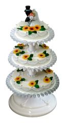 Hochzeitstorte Soleil