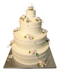 Hochzeitstorte Veclette