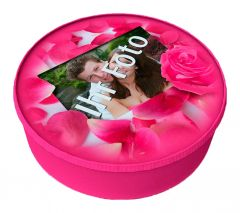 Shipping Cake Your Photo Rose Petals