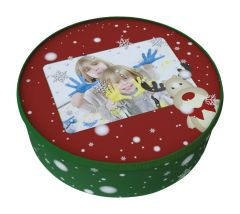 Shipping Cake Your Photo Rudolph