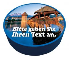 Shipping Cake Your Text Lucerne