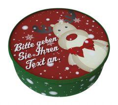 Versandtorte Ihr Text Rudolph