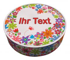 Shipping Cake Your Text Spring