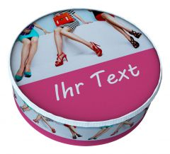 Shipping Cake Your Text Treasure Island
