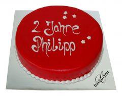 Children's birthday cake Congratulations