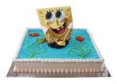 Kindergeburtstagstorte Spongebob