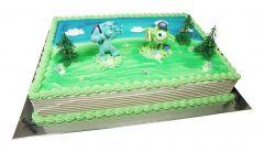 Children's Birthday Cake Monsters