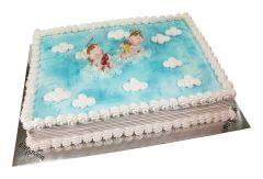 Children's Birthday Cake Guardian Angel