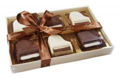 Klavier aus Schokolade 6er