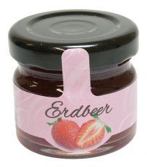 Erdbeeren Portion