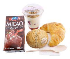 Lunchpaket Bonjour