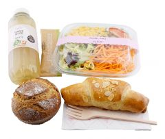 Lunchpaket Kongress