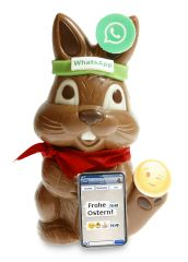 Osterhase Whats App