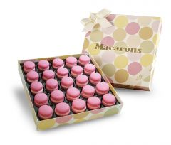 Macaron Raspberry