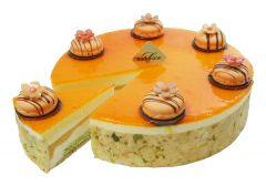 Mandarinen-Joghurt Torte