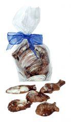 Meeresfische aus Schokolade