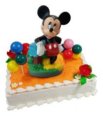 Sparkässeli-Torte Mickey