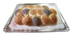 Knusper Brot Mohn-Sesam klein