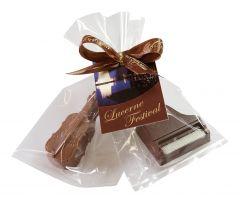 Musikinstrumente Schokolade