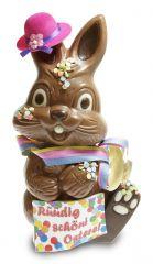 Osterhase aus Schokolade