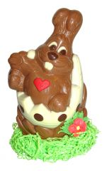 Osterhase Funny Love