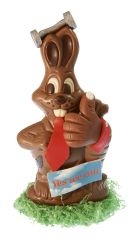 Osterhase Happy Yes we can