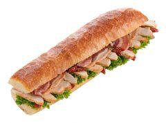 Paillasse Chicken Bacon Sandwich