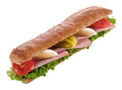 Paillasse Schinken Sandwich
