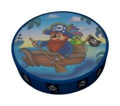 Shipping Cake Pirate Captain