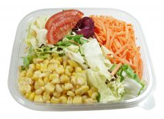 Carrot and Corn Salad