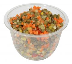 Linsen-Salat