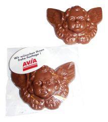 Schokoladen-Engel