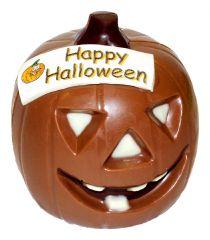 Schokoladen Kürbis Happy