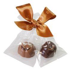Schokoladen Kürbis