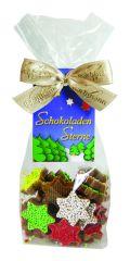 Schokoladen-Sterne