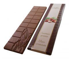 Schokoladen Tafel Milchschokolade Haselnuss