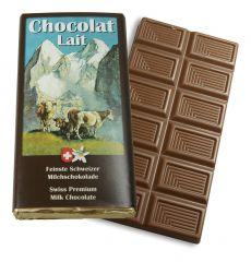 Schweizer Milchschokolade 30g