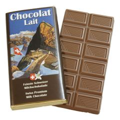 Swiss Milk Chocolate Mountain Peak 30g