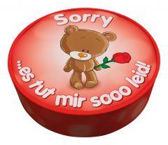 Versandtorte sorry