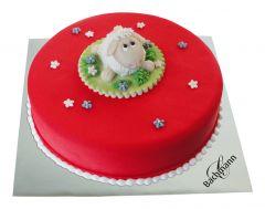 Cake Little Sheep