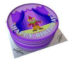 Shipping Cake Birthday Clown
