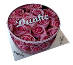 Shipping Cake Roses Thank You