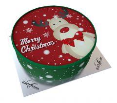 Shipping Cake Rudolph