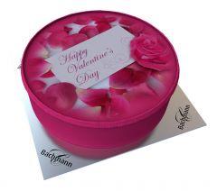 Shipping Cake Valentine's Day