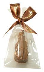 Violine aus Schokolade